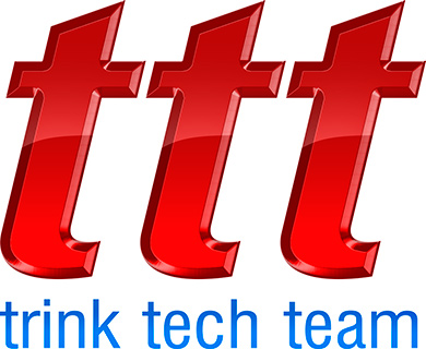 Logo: ttt trink tech team GmbH